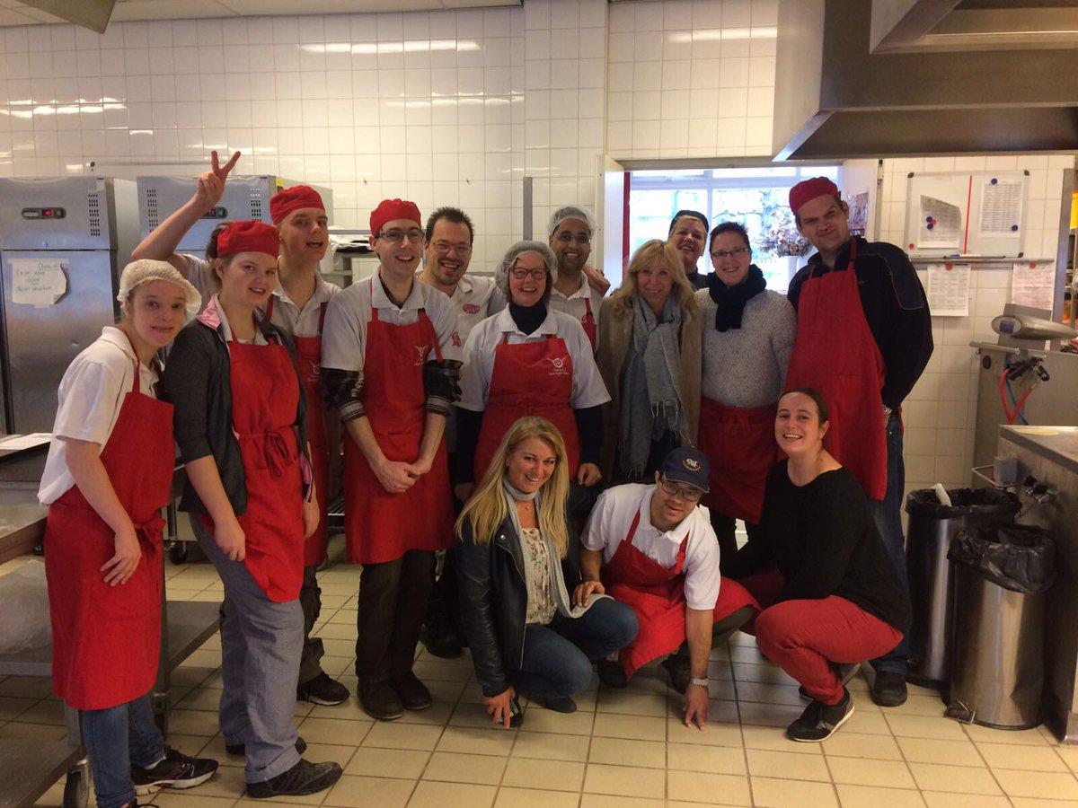 Bakkerij Van eigen Deeg - leren en werken naar vermogen - bakkersteam