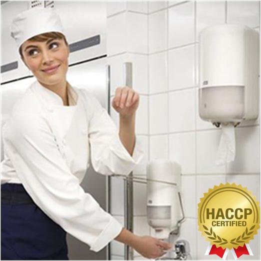 Bakkerij van eigen deeg - hygienecode - gecertificeerd