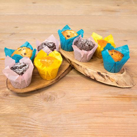 Bakkerij van eigen deeg - muffins