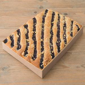 Plaatcake Brownie heel